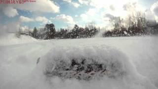 Brushless Emaxx Snowy SandPit