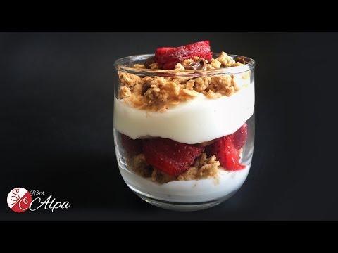 Best Strawberry Yogurt Parfaits Recipe