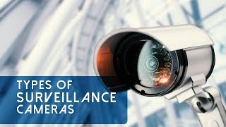 Types Of Surveillance Cameras