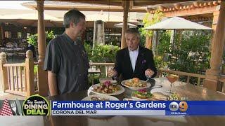 Tony's Table: Farmhouse At Roger's Gardens