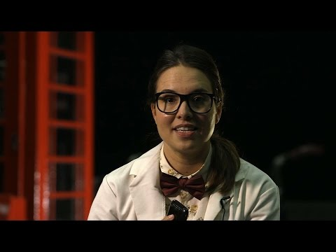 Osgood's thank you message - Doctor Who - BBC