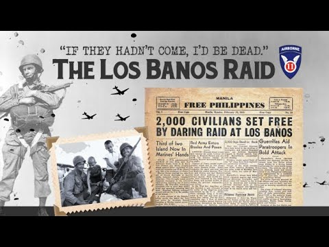 Jeremy Holm: The Liberation of Los Banos
