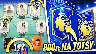 5 IKON PRIME! x DRAFT 192 I KOLEJNE PACZKI TOTS! | FIFA 19