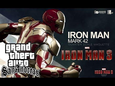 Gta San Andreas Iron Man 3 Mod Download