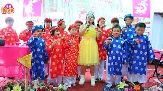 100 Bài Hát Thiếu Nhi Chúc Tết Dành Cho Bé Mầm Non - Nhạc Tết Thiếu Nhi Hay Nhất 2021