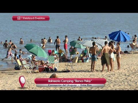 Concepción del Uruguay invita a disfrutar de sus playas