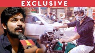 Bike Ride Experience : Harish Kalyan Reveals the Reason | Ispade Rajavum Idhaya Raniyum