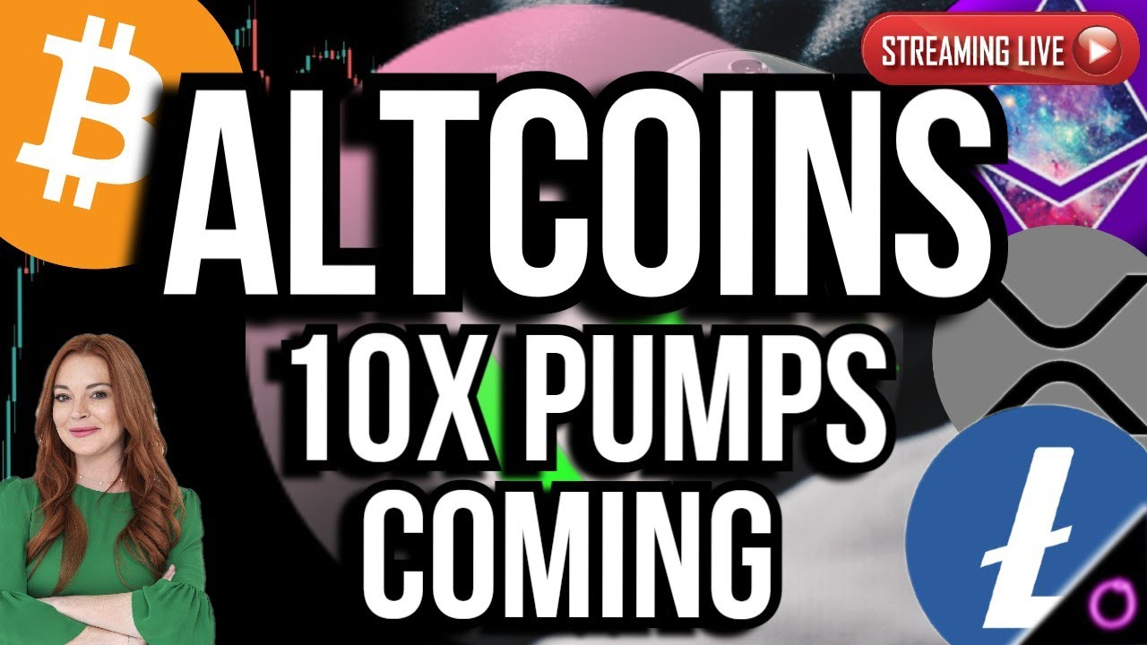 BITCOIN Made You Rich, Altcoins Will 10X Next!