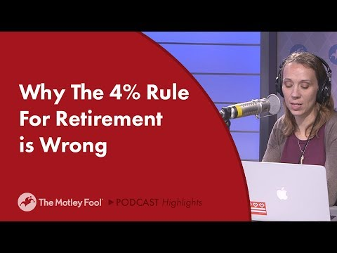 The 2 Big Problems With the 4% Rule