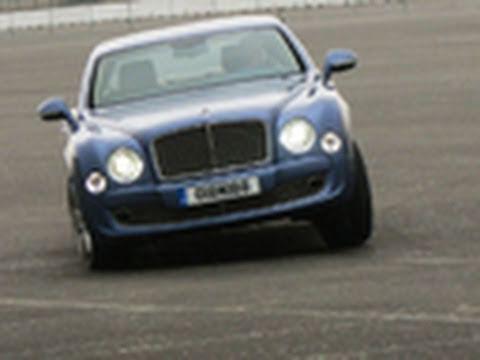2011 Bentley 宾利 Mulsanne 赛道影片