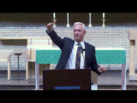 President Hibbs on Catholic Liberal Education: Redeeming All Things in Christ