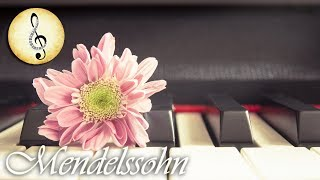 Mendelssohn Classical Music for Studying, Concentration, Relaxation | Study Piano Music Instrumental