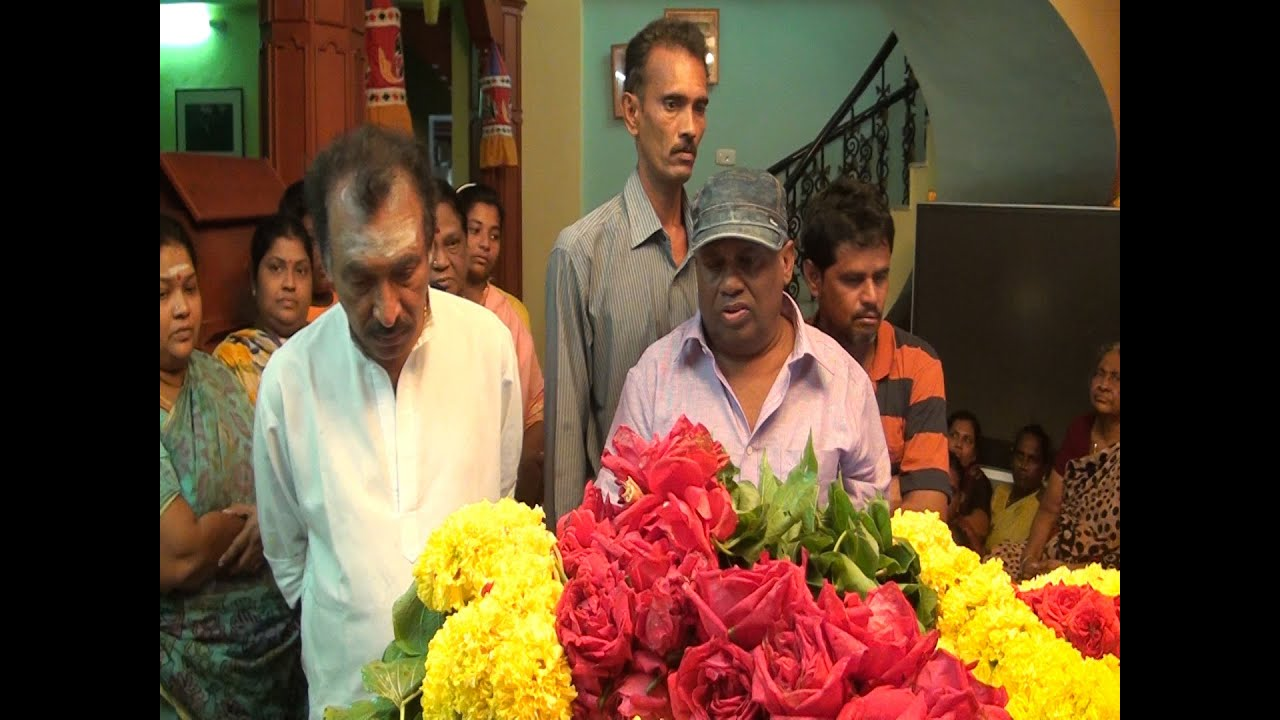 Music Director Devas Father Funeral Senthil Gana Bala Gk