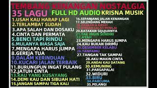 3JAM NONSTOP LAGU NOSTALGIA INDONESIA HD