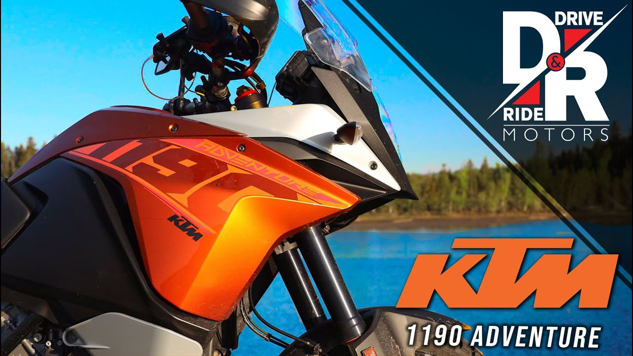 Download Why should you buy the KTM 1190 Adventure?  Review, overview & virtual test drive ahead!