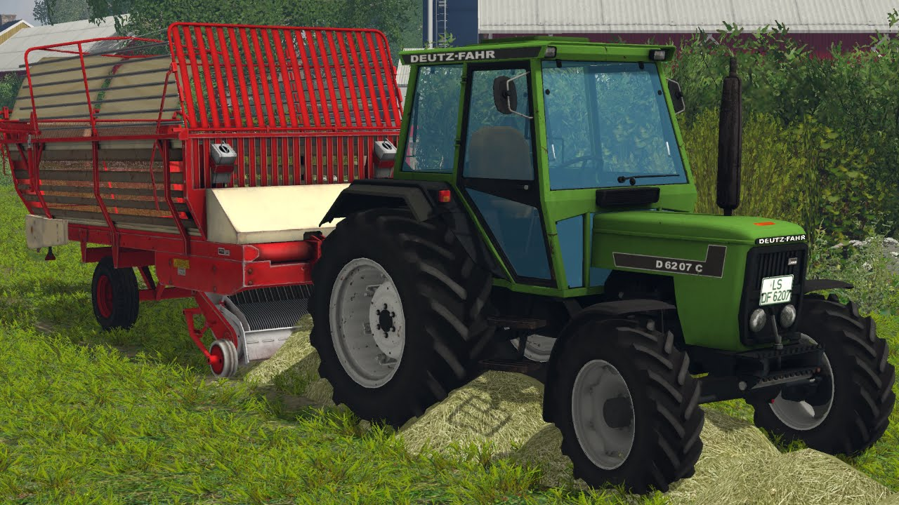 Making Hay In Skogstorp FS YouTube - Southern norway map ls15