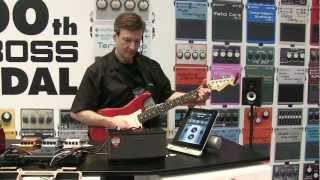 Roland CUBE Lite NAMM 2013 Booth Demo