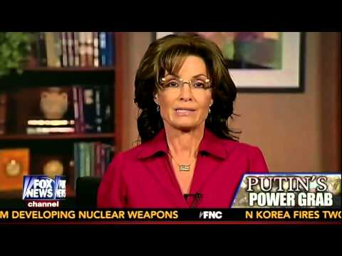 She was Right! Sarah Palin on Russia