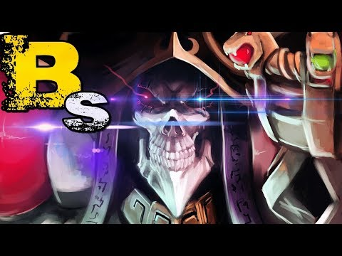 Rap do Ainz Ooal Gown (Overlord) Ft.Thelfos | BlackSagaro 129