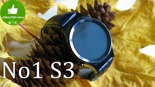 ✔ No1 S3 смартчасы - телефон! Обзор и сравнение с No.1 S2. Gearbest(Купить No.1 S3 на Gearbest: http://goo.gl/swC4sl купон