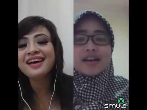 Raisa   Firasat on Sing! Karaoke by LovelyIbrahim and AyuHidayahAslami   Smule