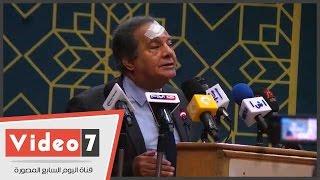 بالفيديو.. مستشار شيخ الأزهر: الطلاب الوافدين جوهرة مضيئة لمواجهة الفكر الإرهابى