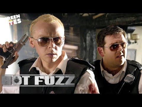 Official Trailer | Hot Fuzz | SceneScreen