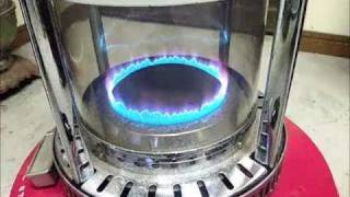 Japanese Blue Flame Heater HSK-1136