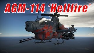 First game with Hellfire Missile [War Thunder Gameplay]