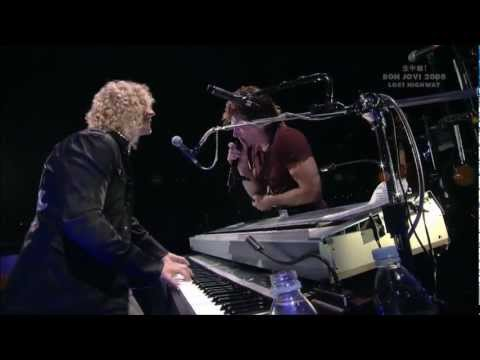 Bon Jovi - Story of my life (live)