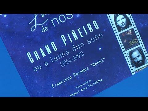Un libro homenajea a Chano Piñeiro, pionero del cine gallego