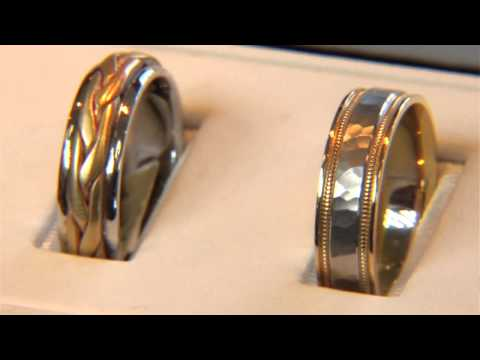 Simplyliving talks wedding bands with Stephen Allen Jewelers