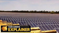 Why Australia's booming renewable energy industry has started hitting hurdles | Four Corners