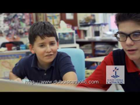 DuBois Central Catholic School - A Great Opportunity
