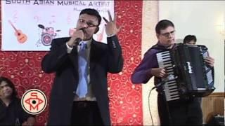 Ae Bhai Zara Dekhke Chalo-(Original Singer Manna Dey) Live Performance by Nitin Merchant