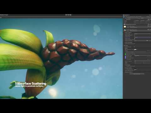 High-Definition Render Pipeline Improvements in Unity 2018 3