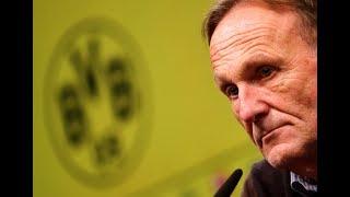 Polizisten bezahlen? BVB-Boss Watzke gar nicht begeistert   SPORT1 - Der Tag