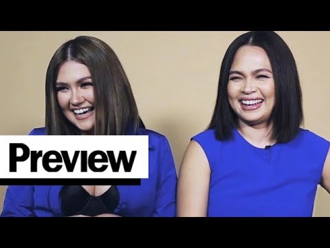 Watch Judy Ann Santos and Angelica Panganiban Interview Each Other