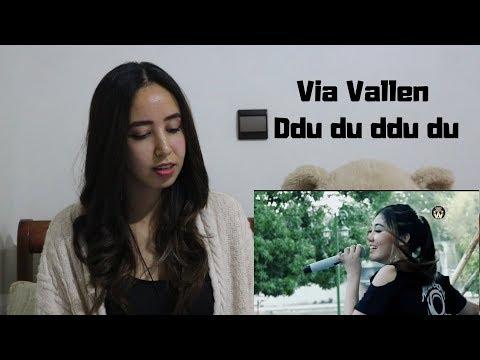 Via Vallen - Ddu Du Ddu Du ( Black Pink Koplo Version) _ REACTION