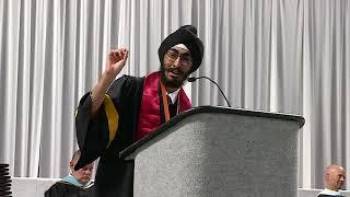 Gambar cover JJ Kapur - Valley High School Graduation Speech 2018