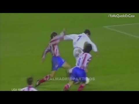 2ª Gol de Raúl VS Atlético de Madrid (1996/97)