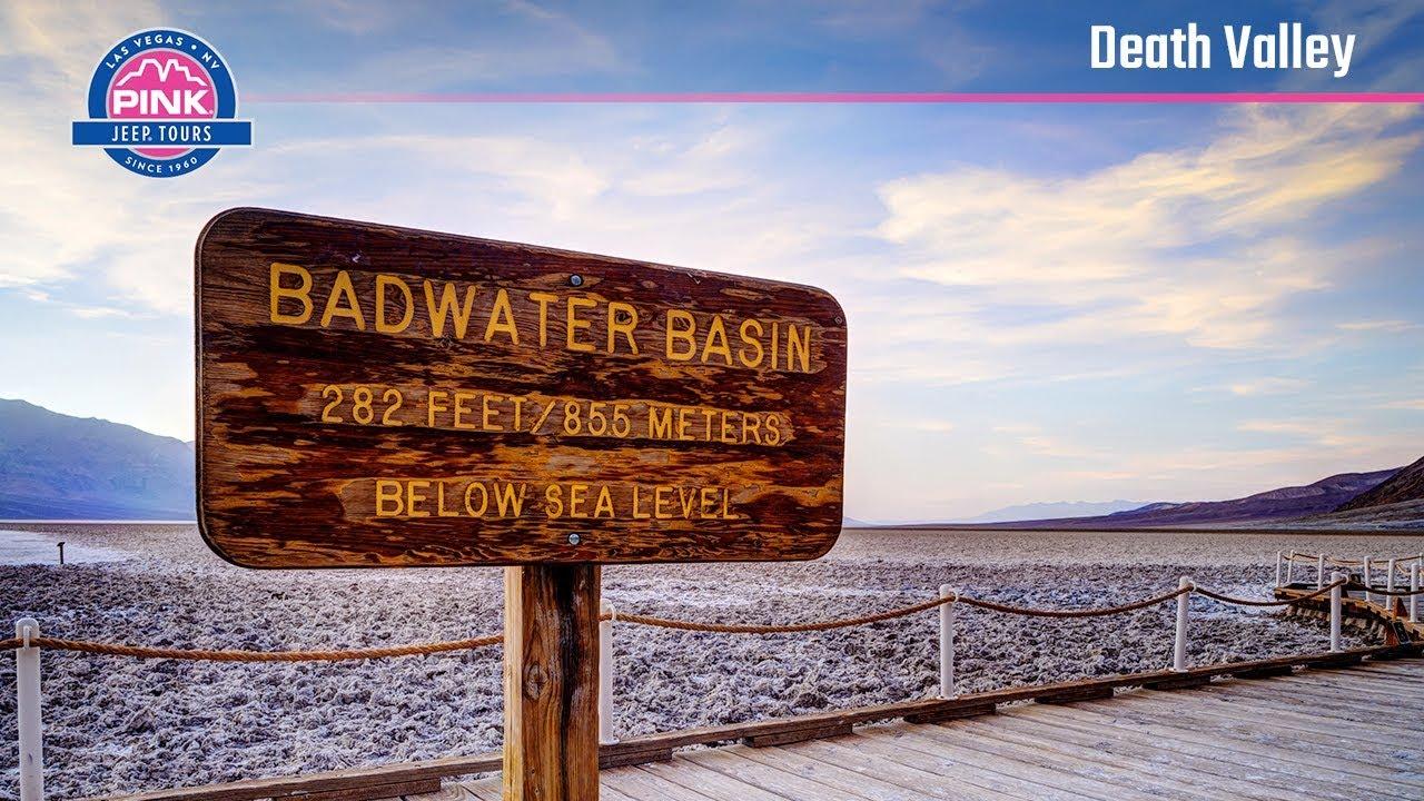 Sedona Jeep Tours >> Death Valley National Park Tour - Las Vegas | Pink Jeep Tours - YouTube