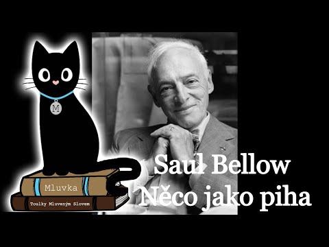 Saul Bellow - Něco jako piha (Mluvené slovo CZ)