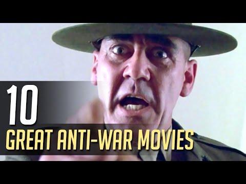 10 Great Anti-War Movies