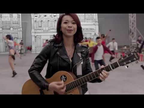NDP 2016  Theme song Tomorrow's Here Today (KARAOKE)