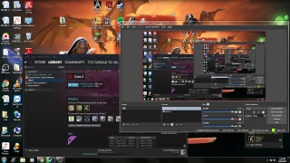 Dota 2 Live Stream-Road To 3k MMR Cartoon Cy