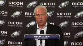 Andy Reid is Fired as Philadelphia Eagles Head Coach NFL Reid Fired just as Jeff Luried Predicted