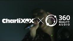 Charli XCX x Sony's 360 Reality Audio
