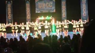 University of Regina Cheerleading - URCC 2013