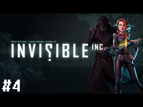 Invisible, Inc. [Episode 4, Sydney Rescue]